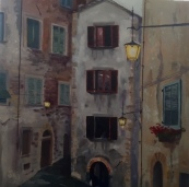 Anghiari Evening
