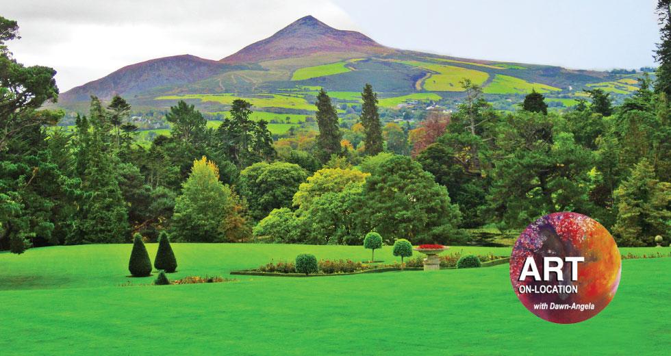 Art on Location-ireland-cover photo