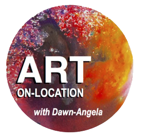 Art on Location Logo