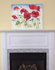 Poppie Painting-Step 5